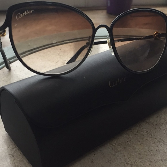 603b2f93be34 Cartier Accessories - Cartier Trinity sunglasses!